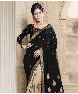 FASHION HOUSE Saree With Unstiched Blouse