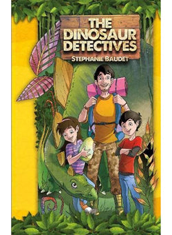 The Dinosaur Detectives: 6 Book Set