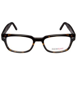 David Blake Tortoise Brown Wayfarer Full Rim EyeFrame