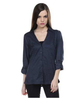 Entease Dark Grey F/S Top