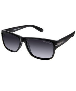 David Blake Grey Polarised Wayfarer Sunglass