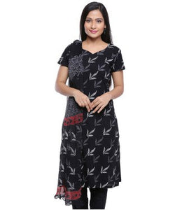 Soundarya Hand Block Bagru Print Cotton Unsttiched Dress Material