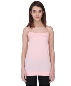 Koton Peach Spaghetti Top