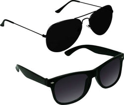 Benour pack of 2 Unisex Sunglasses $ BENCOM112