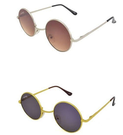 Benour pack of 2 Unisex Sunglasses $ BENCOM193