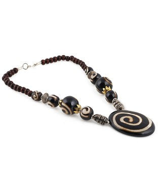 Aradhya Diamond Metal Necklace