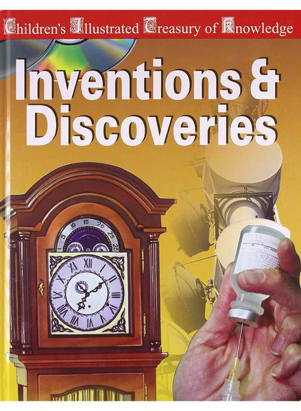 Children's Illustrated Treasury of Knowl: Inventions & Discoveries