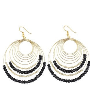 aradhya Beads Alloy Drop Earring