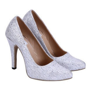 Soft & Sleek Heel Court Shoes