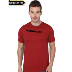 Partum Corde Premium Men's Modern Fit Round Neck T shirt THIS IS ABOUT YOU $ THIS IS ABOUT YOU3645