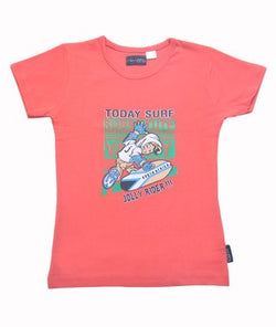 Mintees Girls' T-Shirt