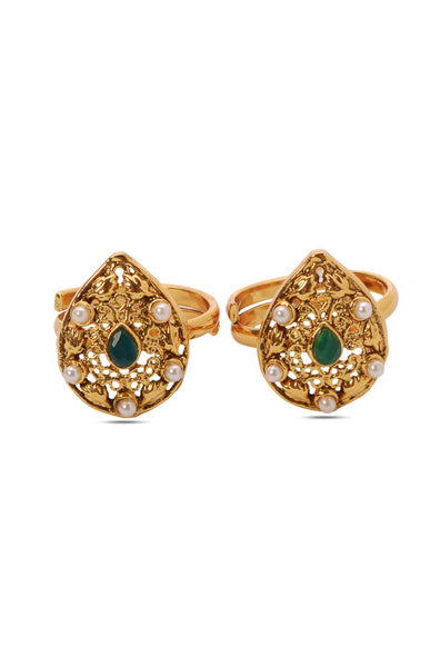 BAUBLE BURST Toe Rings-100000939284