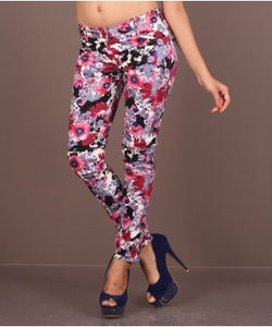 Radrags Multicolor Jeggings