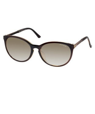 David Blake Brown Cateye UV Protected Sunglass