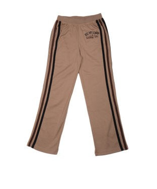 612 League Brown And Black Trackpant