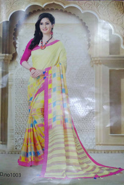 DESIGNER SARESS WITH BLOUSE