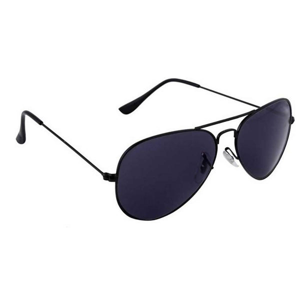 Benour Men's Black Aviator Sunglasses $ BENAV040