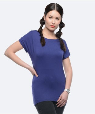 United Colors Of Benetton Blue S/S Top