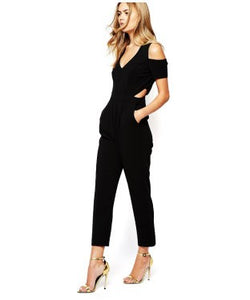 Liebemode Black Jump Suit