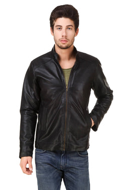 Smerize Men's Wolverine Faux Leather Jacket $ 16SM