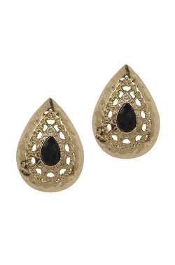 Regal Drop Earrings - JIAYEAR6029