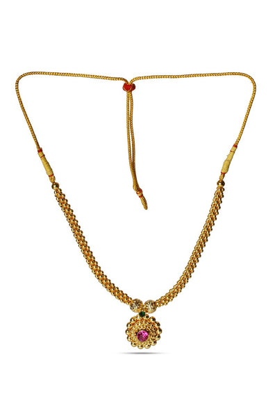 BAUBLE BURST Necklace And Earring-100000939600