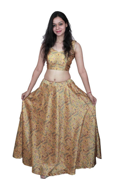 The Libas Closet Women Lehenga/Lehengha Choli $ Libas-049