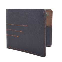 Baluchi's Brown 100% Genuine Leather Handcrafted Casual Wallet for Men $ BLC_WLM_05