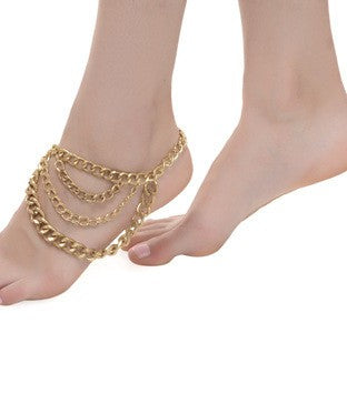 The Pari Anklet