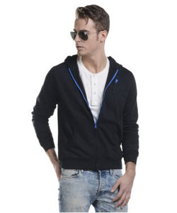 Westbrook Polo Club F/S Hooded Sweatshirt with Zipper