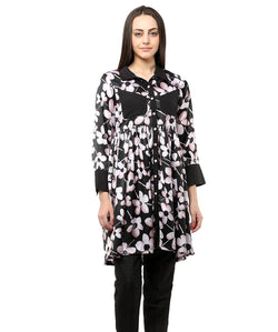 MULTI COLOR SILK HOMA KURTIS