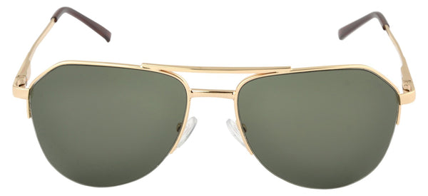 Lawman UV Protected Green Unisex Sunglasses-LawmanPg3 Sunglasses LM4505 C3 (Green)