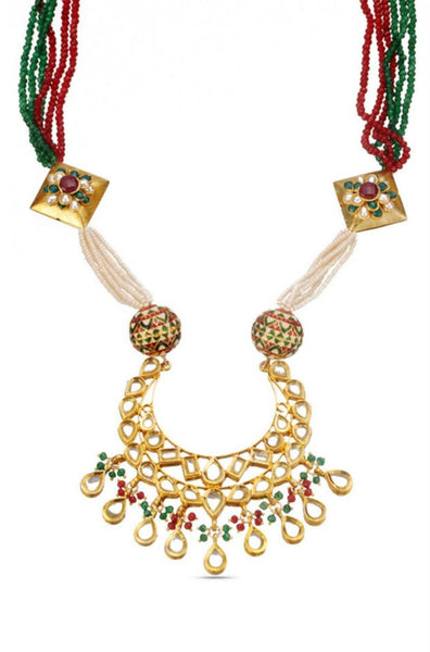 Bauble Burst Divine Dulhan Necklace