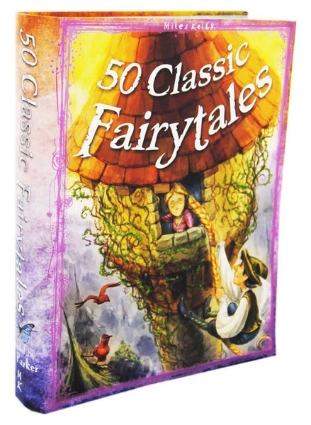 50 Classic Fairytales (512Page Fiction)