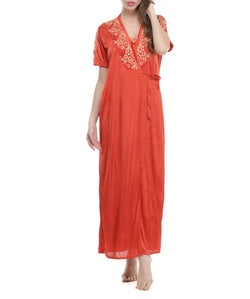 Hautewagon Long Nighty with Gown AW_100000756179-S-L