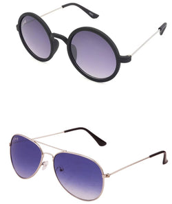Benour pack of 2 Unisex Sunglasses $ BENCOM200