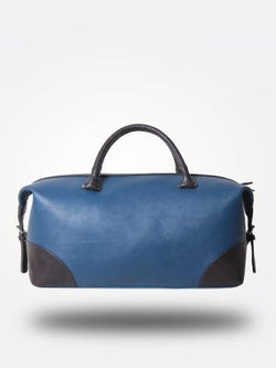Strutt Unisex Blue and Black Leatherette Cabin Baggage $ SMD547
