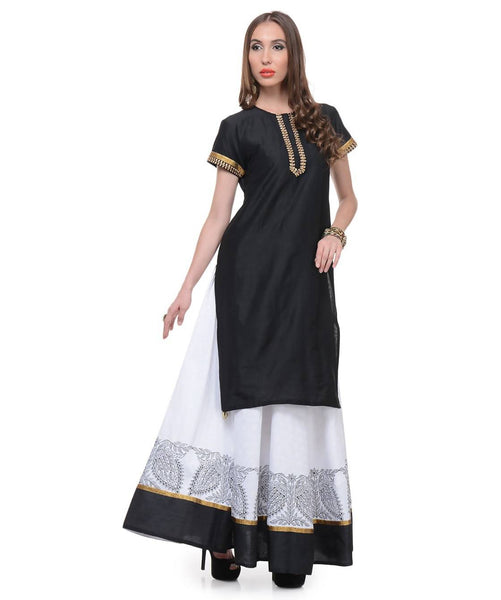 Kurti with Long Skirt AW_100000824063
