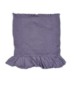 Time Out Lilac Tube Top