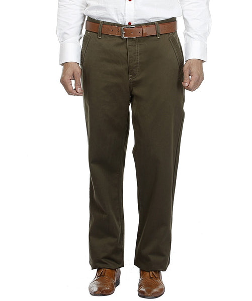 GALVANNI Flat Front Trouser AW_100000742714-32