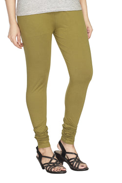 Minu   Premium Seaweed Green  womens  Leggings $ PL_34