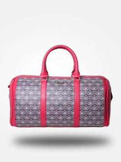 Strutt Women The Pink & Purple Butterfly Cabin Baggage / Duffle Bag $ SMD545