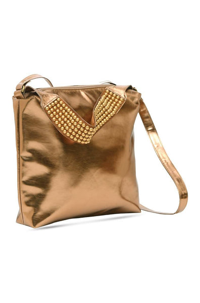 Bauble Burst Bronze Bonkers Bag