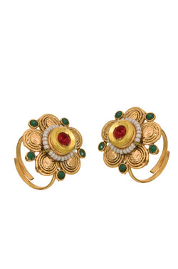 BAUBLE BURST Toe Rings-100000939571