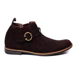 Black Casual Ankle Length Boots