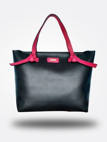 Strutt Black And Red Tid Tote Bag $ SMT 176
