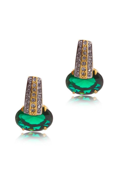 Sufi Emerald Set - JSENPEN1053
