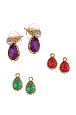 Fire-n-Ice Studs Set - JIDJEAR5777