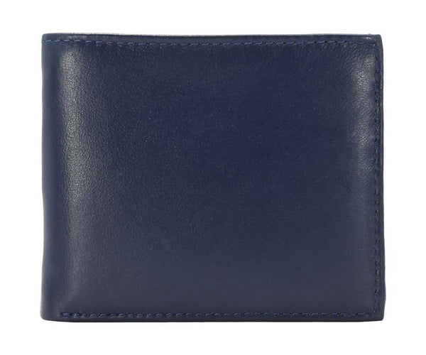 Annodyne Men's BLUE NOAH Genuine Leather Wallet_A533WM $ R_A533WM_NVY