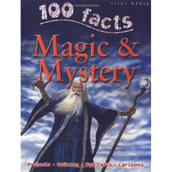 100 Facts - Magic & Mystery